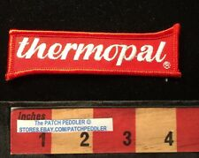 THERMOPAL Advertising Patch ~ GERMANY WOOD PROCESSOR LAMINATES 626
