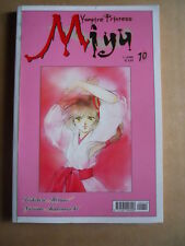 MIYU Vampire Princess vol. 10 - Toshihiro Hirano edizione Play Press  [G371C]