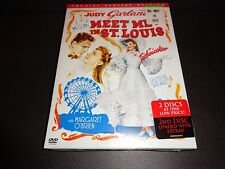 MEET ME IN ST LOUIS-JUDY GARLAND stars in classic musical,sings THE TROLLEY SONG