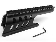 Hot Sale Side Saddle Tactical Optics Rail Mount for Remington 870 12 GA Shotgun