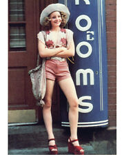 JODIE FOSTER COLOR 8X10 PHOTOGRAPH TAXI DRIVER