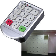 Wall Mounted Digital Keypad Cabinet Door Combination Password Number Safe Lock