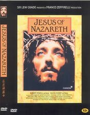 Jesus Of Nazareth (1977) DVD - Franco Zeffirelli (Sealed)