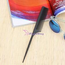 Professional Salon Hairdressing Hair Styling Rat Tail Brush Comb Black Tool Hot