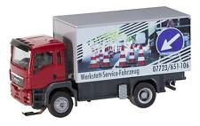 Faller HO 161554 Car-System MAN TGS Werkstattservicewagen #NEU in OVP##