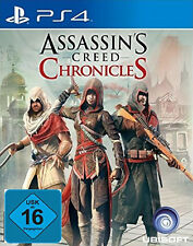 PS4 Assassins's Creed Chronicles Gebrauchtes 1x PS4-Spiel #2000