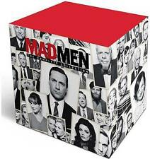 Mad Men: The Complete Collection (Blu-ray Disc, 2015, 23-Disc Set) New Sealed