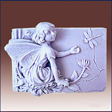 Silicone Soap Mold – Rowena - The fairy of Fame and Joy