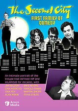 The Second City - First Family of Comedy NTSC, Full Screen, Color, Closed