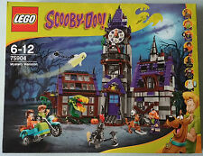 LEGO®  Scooby Doo  75904  Mystery Mansion  (Spukschloss)  Neu & OVP  new sealed