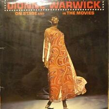 Dionne Warwick(Vinyl LP 1st Issue)On Stage And In The Movies-Pye-UK-Ex-/Ex-