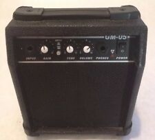 Guitar Amplifier GM-05 Miniature Guitar Practice Amp Gibson Maestro 8W 120 V