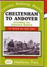 CHELTENHAM TO ANDOVER COUNTRY RAILWAY ROUTES BOOK