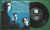 "Living in A Box Different Air / All The Difference in The World LIB8 7"" Single"