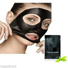 Face Blackhead Removal Pore Cleansing Masks Cleaner Acene Removing Peal Off 6pcs