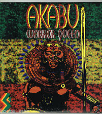 on u sound double LP : AKABU-warrior queen     (hear)