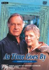 As Time Goes By : Series 5-6 [ 3 DVD Set], Region 4, Like New, Fast Post...6407
