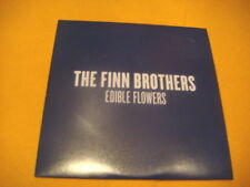 cardsleeve single CD THE FINN BROTHERS Edible Flowers PROMO 3TR 2005 alt pop