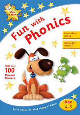 Fun with Phonics (I Can Learn), , New Book