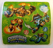 10 MYO  Skylanders Giants Swap Force Stickers Party Favor Teacher Supply