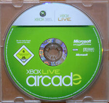 Xbox Live Arcade copilation [ONLY DISC] 360 PAL + DEMOS: Surf's Up & Viva Piñata