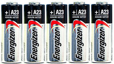 5x ENERGIZER A23 23A 21/23 MN21 12v BATTERY {USA} **FRESH NEW BATCH**
