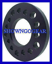 "ALUMINIUM WHEEL SPACER 1"" DRAG HOTROD RACE CAR  HOLDEN FORD CHEV MOPAR TORANA"
