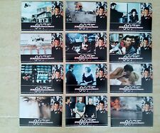 james bond photos lobby cards spain