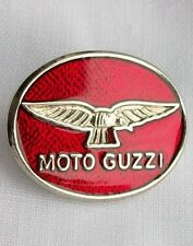 MOTO GUZZI ENAMEL LAPEL PIN BADGE