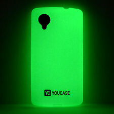 Day 'n' Night case LG Google Nexus 5 Glow protección funda protectora de silicona bolso cover TPU