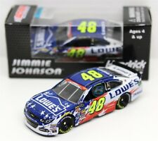 Jimmie Johnson 2014 ACTION 1:64 #48 Lowe's American Salute Chevy Nascar Diecast