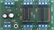 Motorweichendecoder, MWD-1, digital, Format: NRMA DCC-Standard, IEK