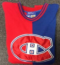 Vintage Montreal Canadiens NHL Red Sweater Adult Large - Made in Korea