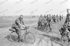 34.Infanterie-division-Sanitäts Kompanie-Gomel-Homel-1941-Sanitäter-Fahrrad-145