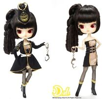 Pullip Dal LUCIA Doll Sexy Police Officer w/Handcuffs Fishnets  New in box