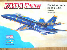 Hobbyboss 1:72 F/A-18A Hornet Aircraft Model Kit