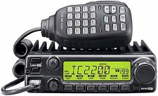 ICOM IC-2200H 2MTR /MURS/ BUSINESS HIGH POWER 136-174 MHZ MOBILE RADIO FREE S/H
