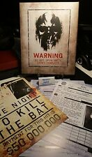Batman Arkham Origins Collectors Edition Assassin's Dossier Contract Pack