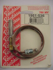 "Robertshaw 1951-536 Thermopile   750 Millivolts  36"" Ships Same Day of Purchase"