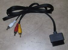 Atari Jaguar system A/V composite cable 6 foot length NEW