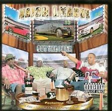 Major League: Out the Park Explicit Lyrics Audio Cassette