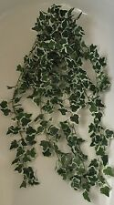 Artificial Greenery - Large Trailing Ivy Variegated Leaf Ideal Hanging Baskets