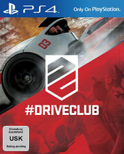 Driveclub (Sony PlayStation 4, 2014)CHEAP PRICE FREE POSTAGE