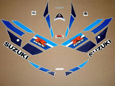 "GSX-R 1000 2013 ""1 Million Edition"" full decals sticker graphics set kit L3 moto"