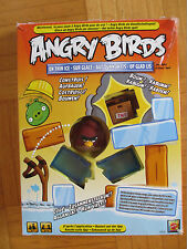 Angry birds – en presionando hielo – mattel x3029-Smart Games – RPG-raras