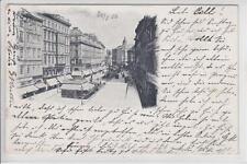 AK Wien I, Graben, 1900