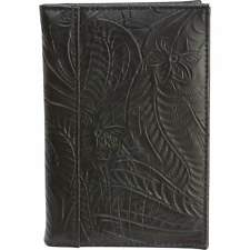 Casual Outfitters™/Embassy Black Leather Passport Cover/Organizer/New. FREE Ship