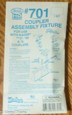 Kadee #701 Coupler Assembly Fixture -- For #4, 5, 9 & 58 Couplers