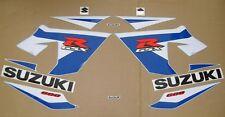 GSX-R 600 2005 full decals stickers graphics kit set 04-05 autocollants наклейки