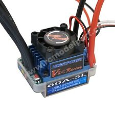 T Plug 60A SL V2 Brushless Speed Controller ESC For Car use Hobbypower